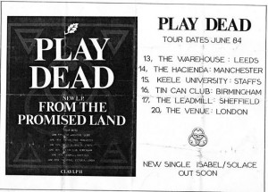 Promised Land Flyer 1984