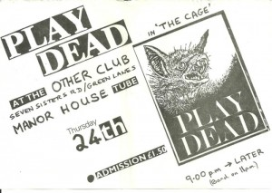 London Cage Club 1983