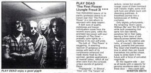 Sounds May 1983