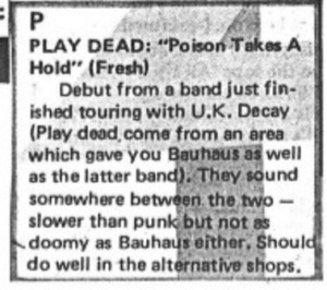 Hot Press June 1981
