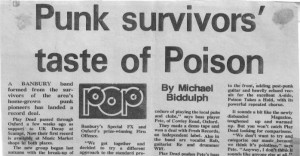 Oxford Mail June 1981