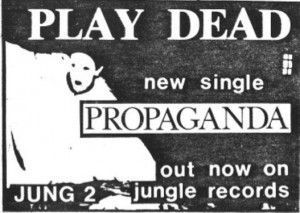 Propaganda Advert 1983
