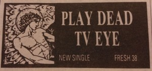 TV Eye advert